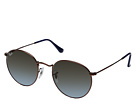 Ray-Ban 0RB3447 Round Metal Classic 53mm