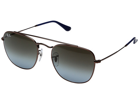 Ray-Ban 0RB3557 54mm - Bronze/Blue Gradient