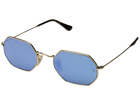 Ray-Ban 0RB3556N 53mm - Gold/Blue
