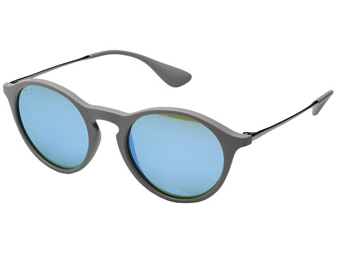 Ray-Ban 0RB4243 49mm - Grey/Green