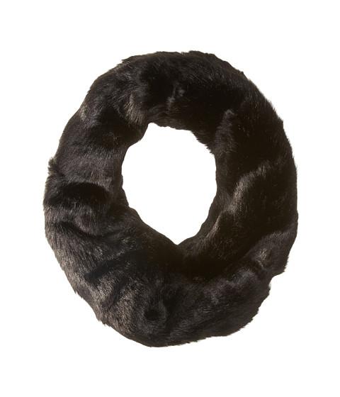 Michael Stars Faux Fur Cowl - Black