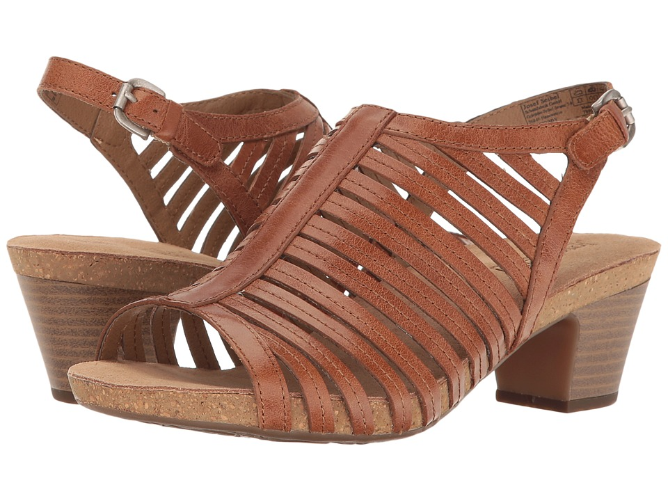 Josef Seibel - Ruth 21 (Camel) Women's Sandals