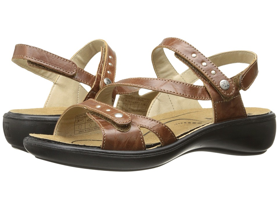 Romika Ibiza 70 (Brandy) Women's Shoes