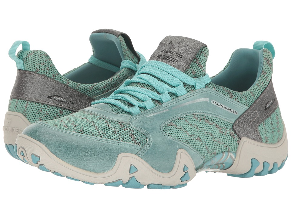 Allrounder by Mephisto Festival (Lagoon Dye Washed) Women