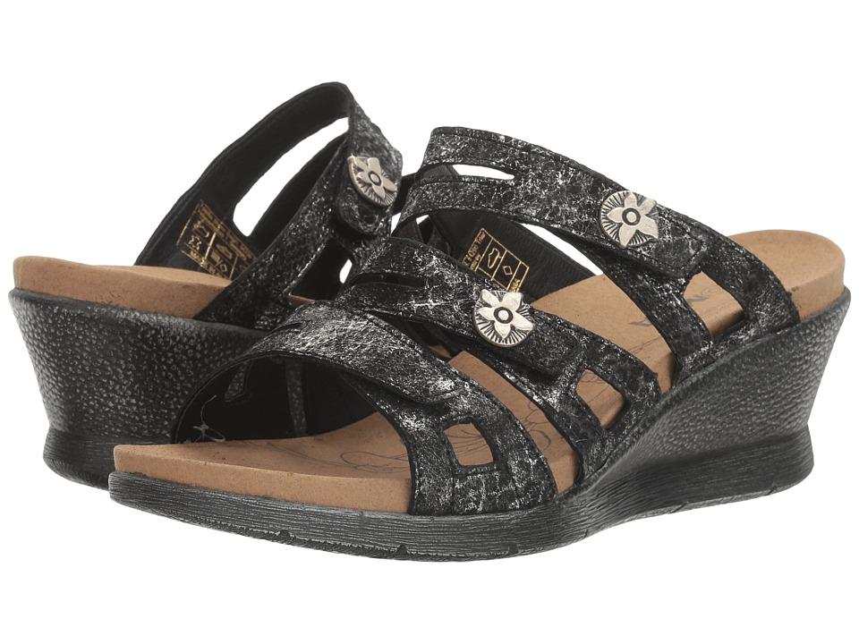 Romika of Germany Nevis 04 (Black) Women's  Shoes