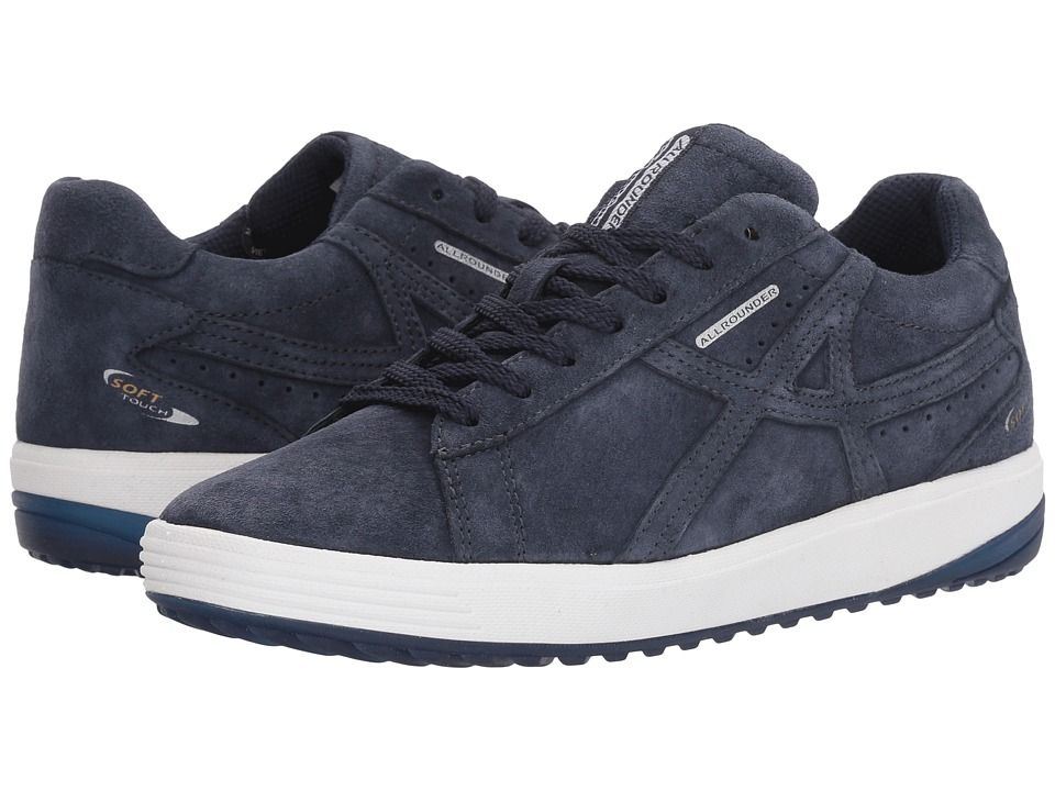 Allrounder by Mephisto - Moringa (Indigo P Nubuck) Womens  Shoes
