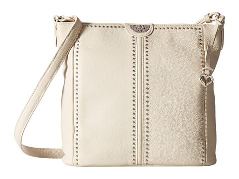 Brighton Roxi Shoulder Bag - White