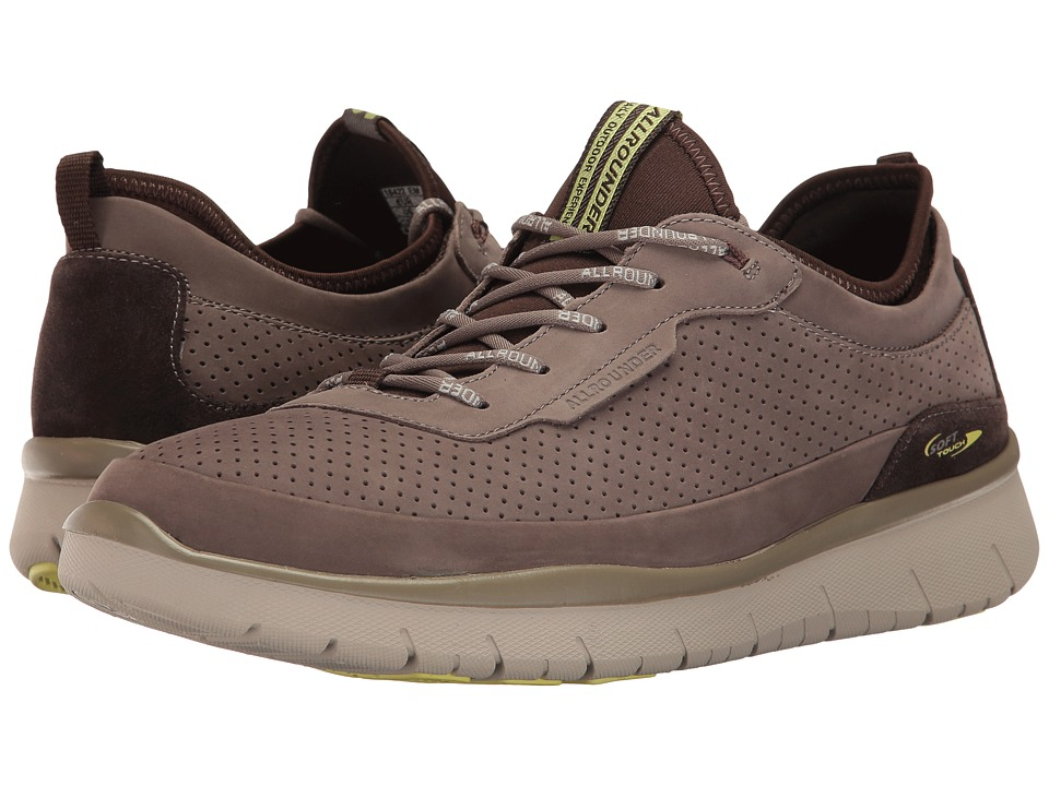 Allrounder by Mephisto - Maniko (Earth Nubuck) Mens  Shoes