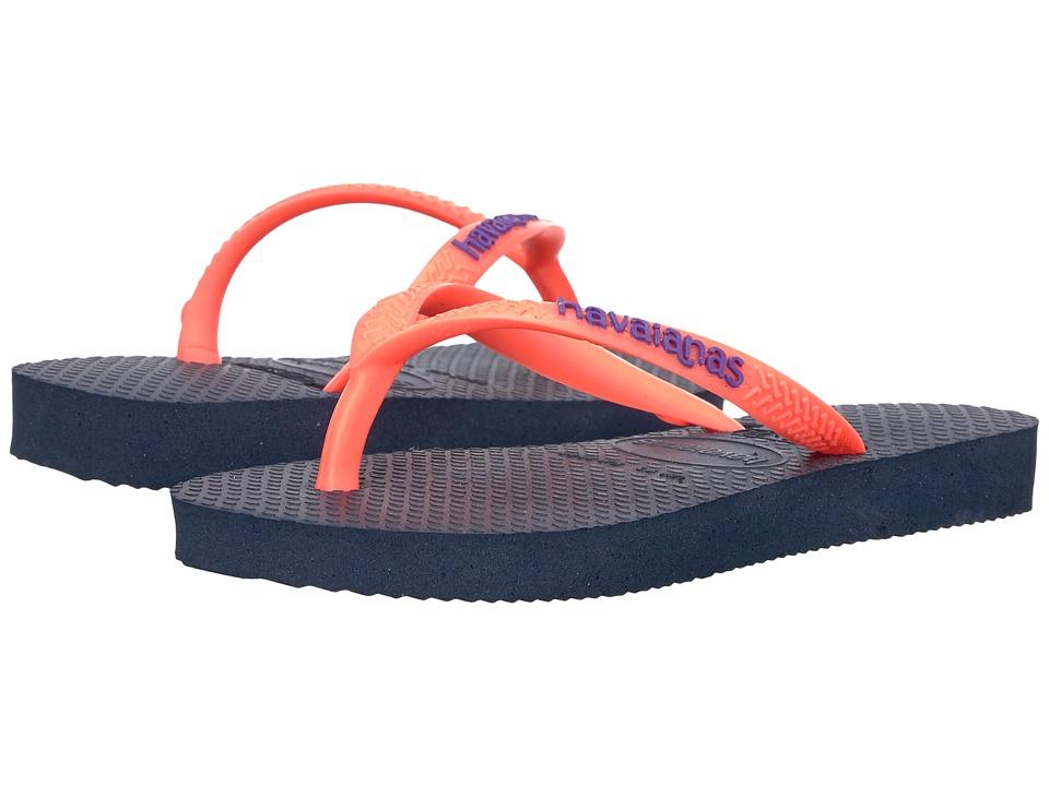 Havaianas Kids - Slim Logo Pop-Up Flip Flops