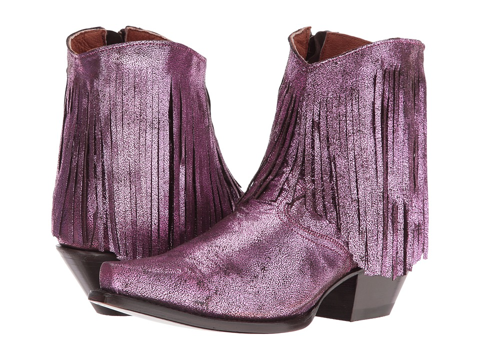 Dan Post Jules (Pink Sparkle) Cowboy Boots