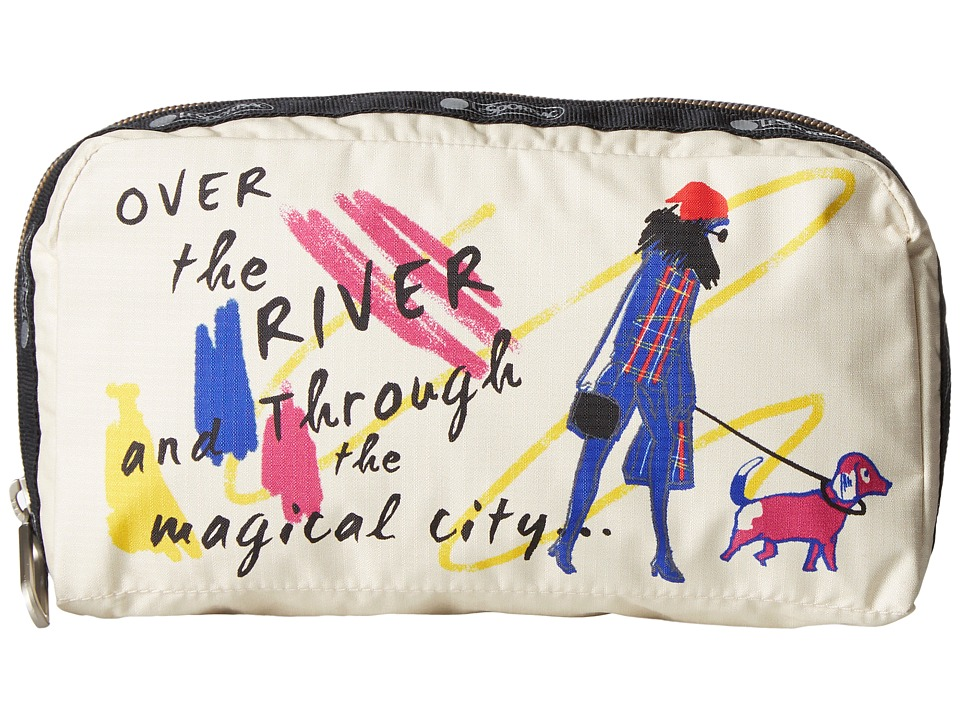 LeSportsac Essential Cosmetic Case (Magical City) Cosmetic Case