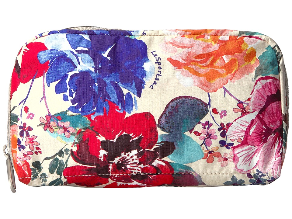 LeSportsac Essential Cosmetic Case (Romantics Cream) Cosmetic Case