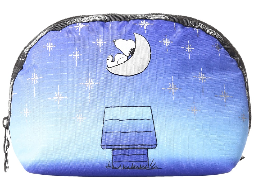 LeSportsac Medium Dome Cosmetic (Twilight Moon) Cosmetic Case