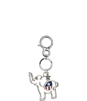 Brighton - Patriot Elephant Handbag Fob