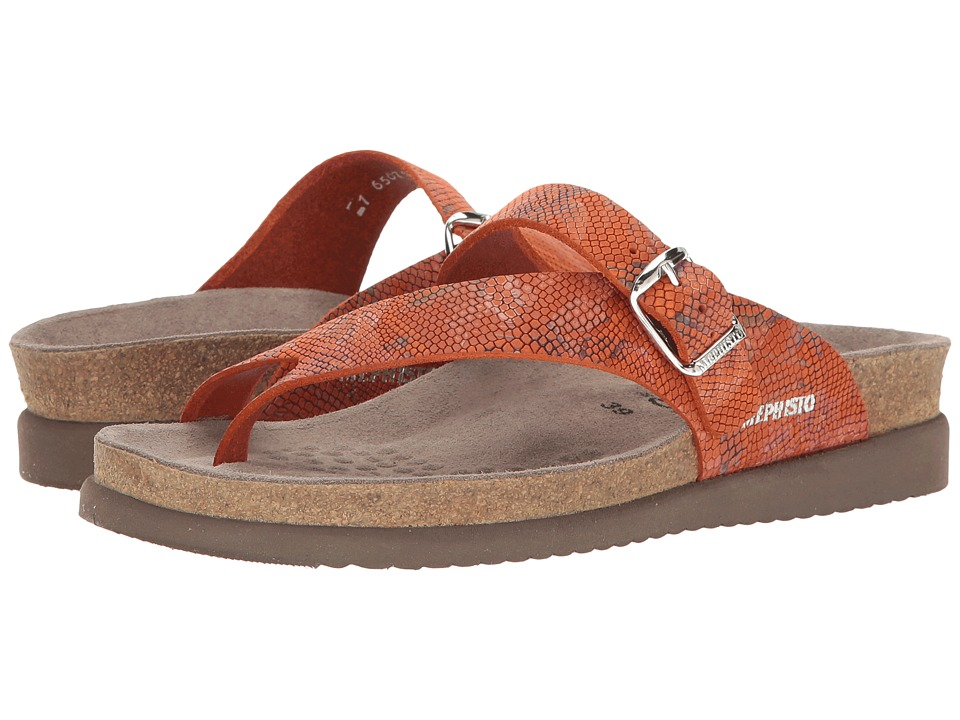Mephisto Helen Sun (Burnt Orange London) Women