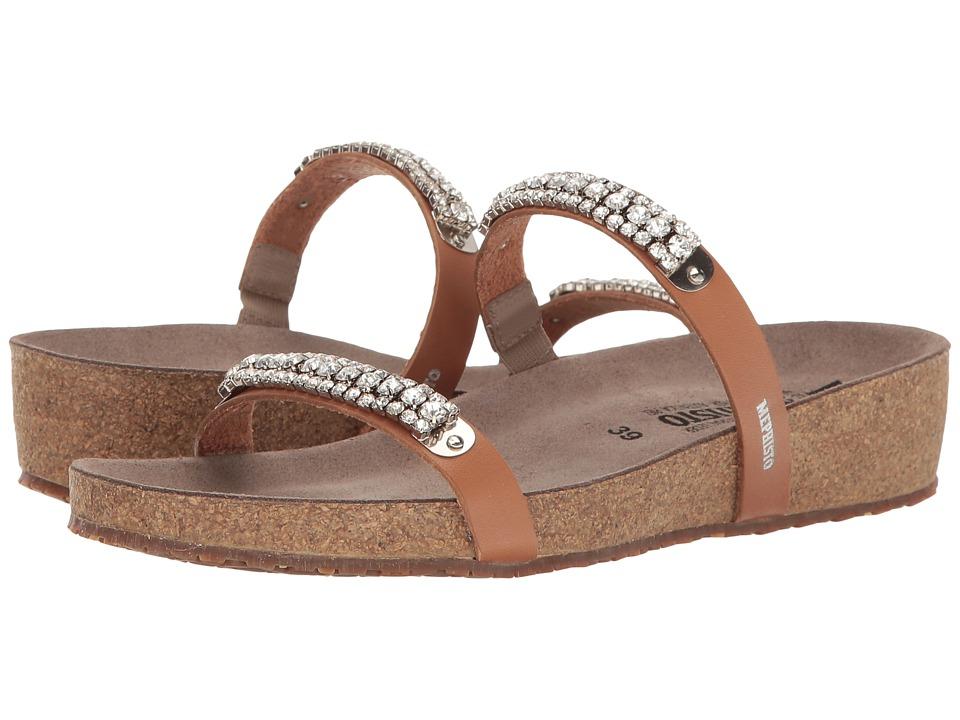 Mephisto - Ivana (Camel Waxy) Women's Sandals