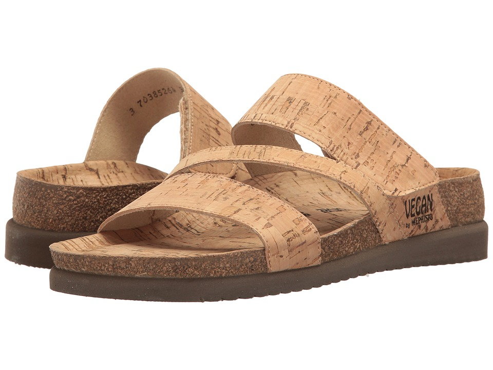 Mephisto Bambou (Natural Cork) Women