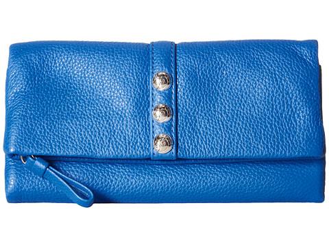Brighton Nolita Shimmer Large Wallet - True Blue
