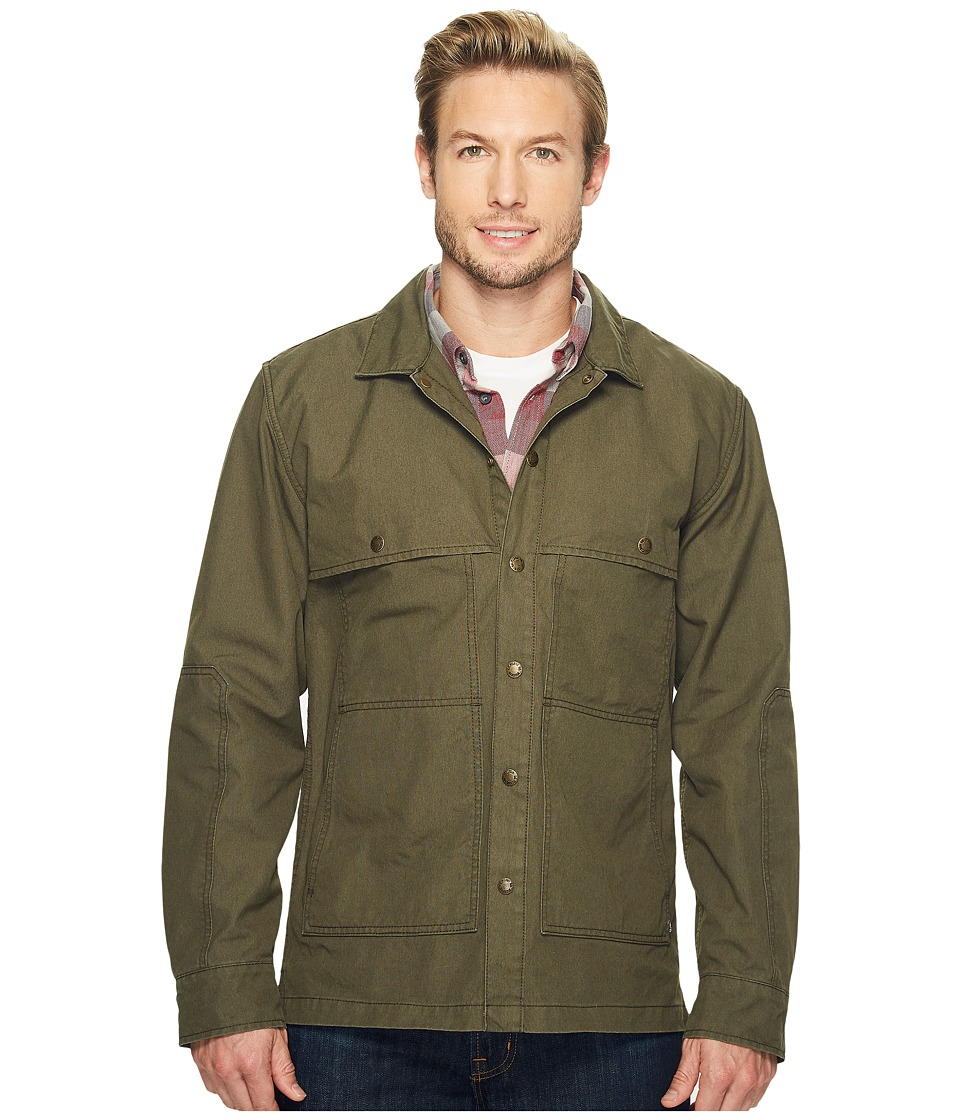 Filson Lightweight Jacket Shirt (Otter Green) Men's Coat