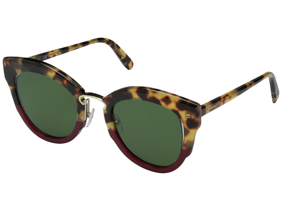 73b3710905c2 ... UPC 886895275071 product image for Salvatore Ferragamo - SF830S (Tokyo  Tortoise/Ruby) Fashion
