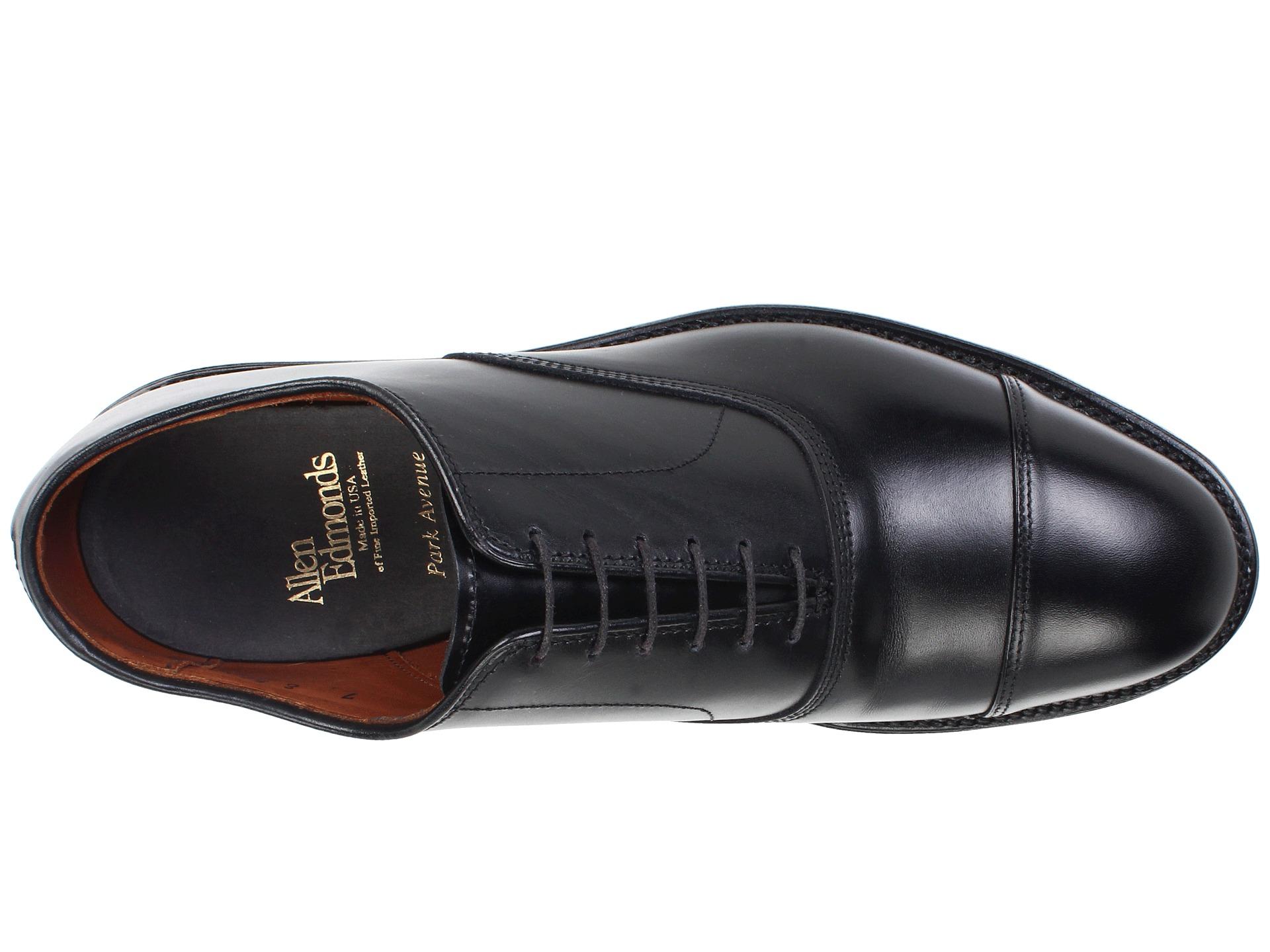 Allen Edmonds Park Avenue, Shoes, Men