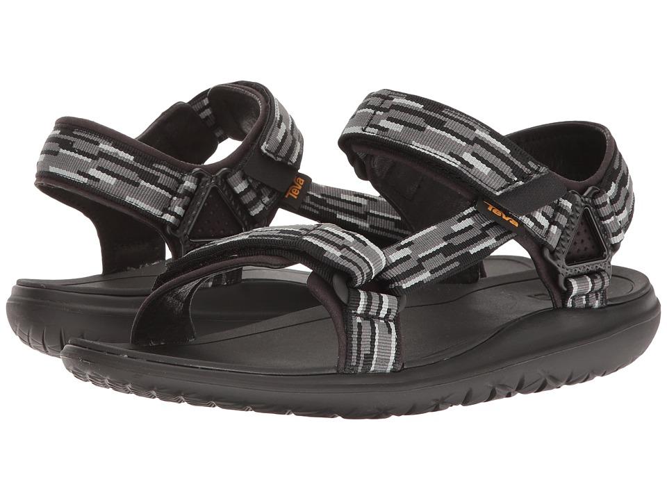 Teva - Terra-Float Universal 2.0 (Tacion Black/Grey) Mens Shoes