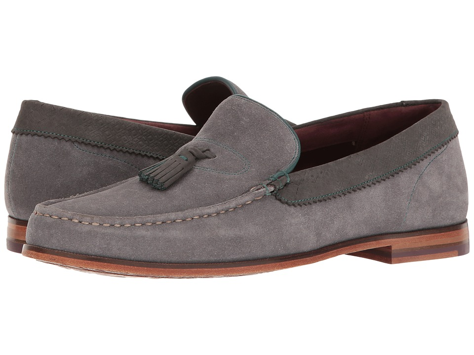 Ted Baker - Dougge (Grey Suede) Mens Shoes