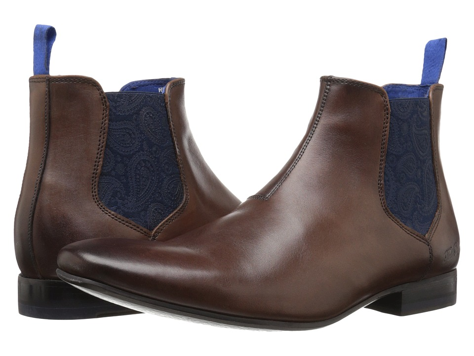 Ted Baker Hourb 2 (Brown Leather) Men