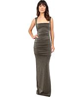 Nicole Miller - Lurex Ponte Felicity Gown