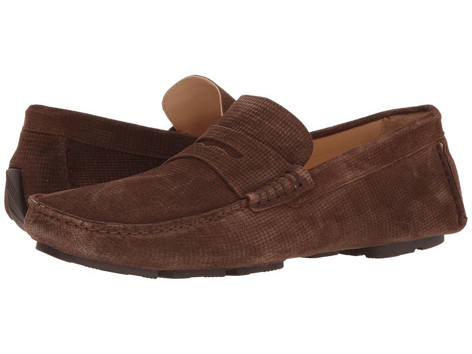 BUGATCHI - St Tropez Driver (Chocolate) Mens Shoes