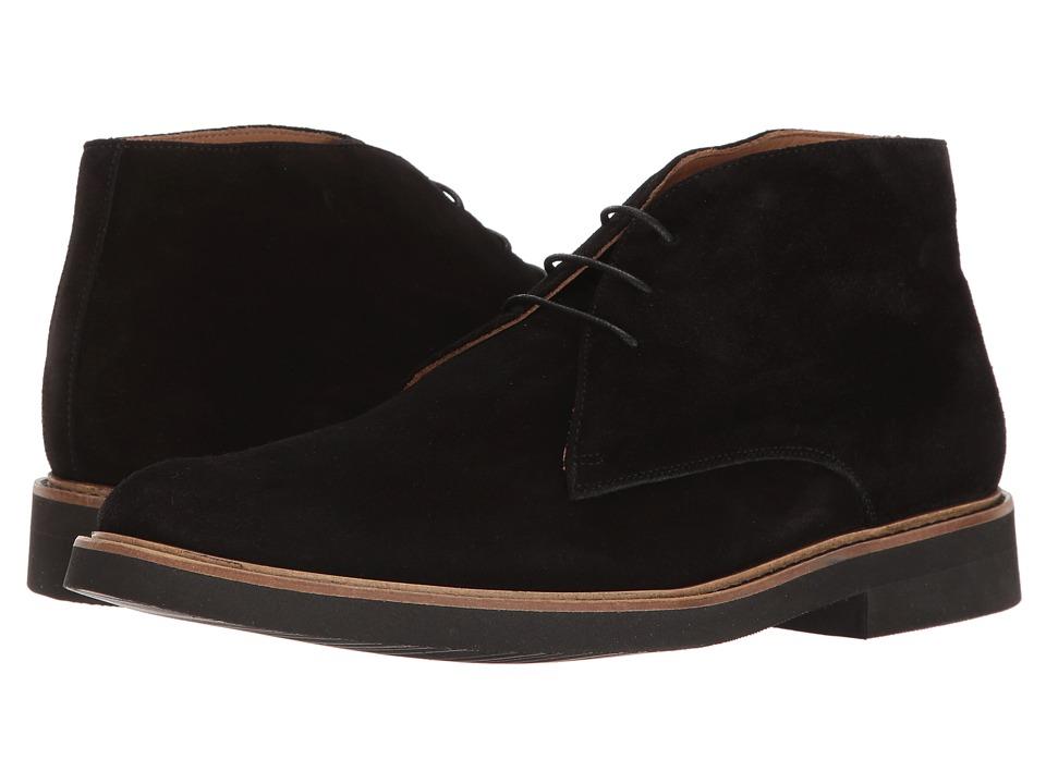 BUGATCHI - Garada Boot (Nero) Mens Shoes