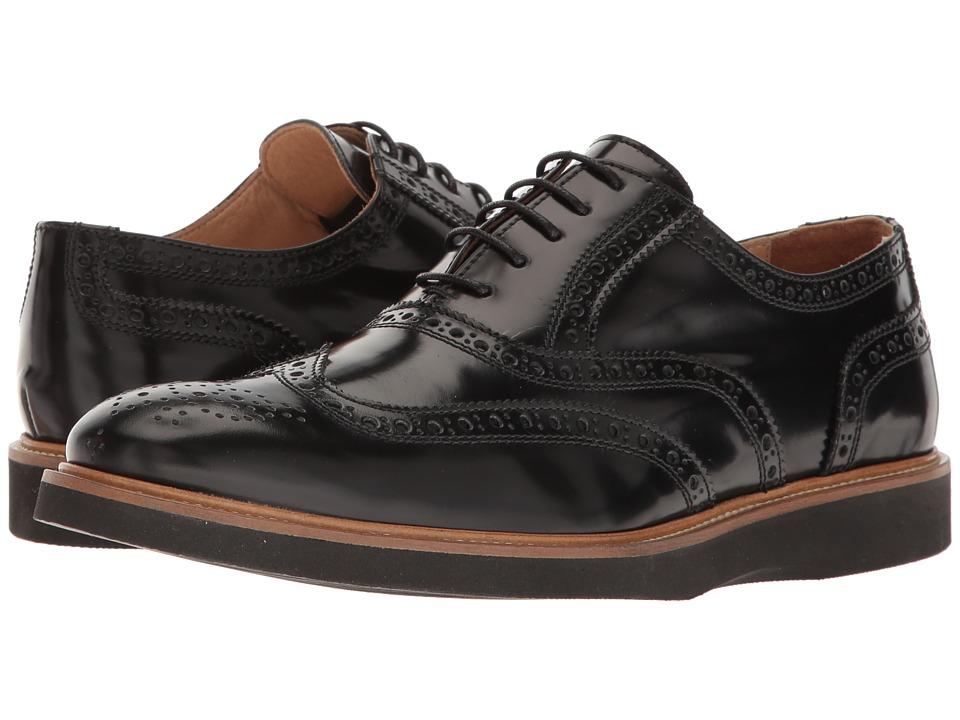 BUGATCHI - Arrezzo Derby (Nero) Mens Shoes