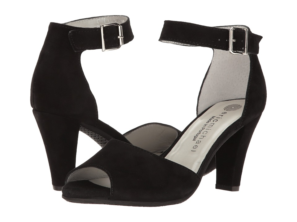 Eric Michael Kingston (Black) Women's Shoes