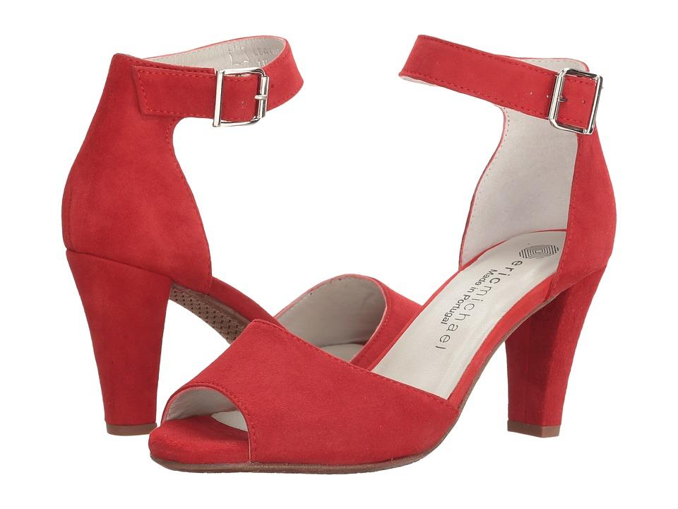 Eric Michael Kingston (Red) Women's Shoes