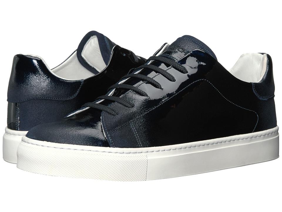 Bugatchi South Beach Sneaker (Blue) Men's Shoes