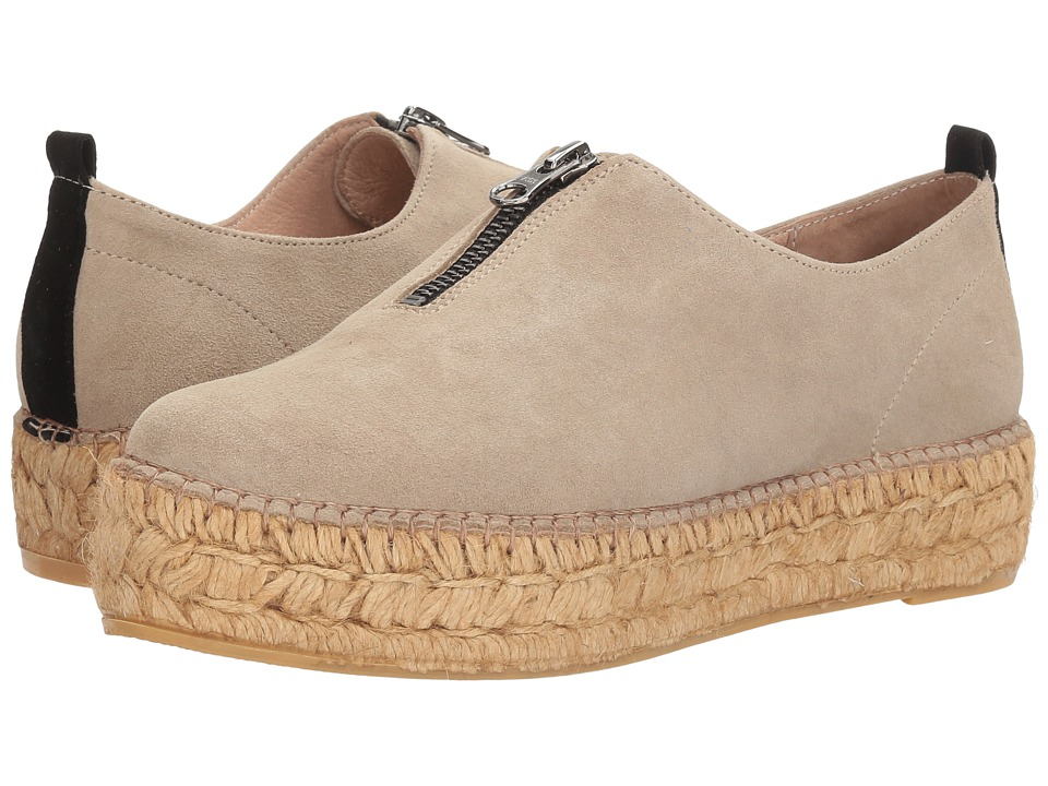 Eric Michael Serena (Beige Nubuck) Women's Shoes