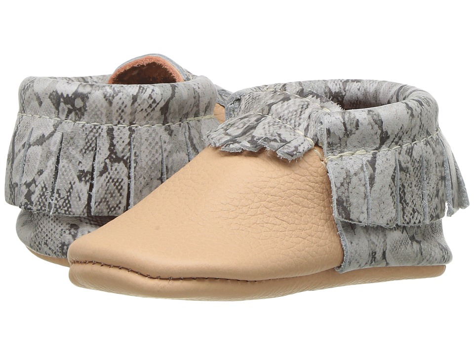 Freshly Picked - Soft Sole Moccasins (Infant/Toddler) (Pa...