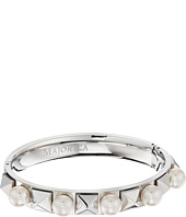 Majorica - Why Not? Silver Pyramid Bangle