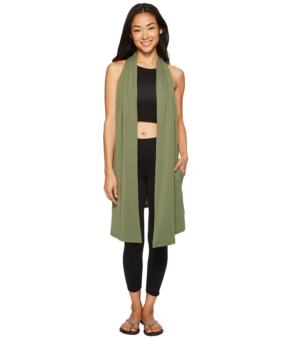 Lucy Lucy - Calm Heart Wrap Vest
