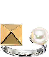 Majorica - Why Not? Two-Tone Ring