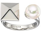 Majorica - Why Not? Silver Ring