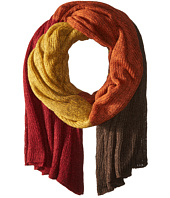 Steve Madden - Color Block Blanket Wrap