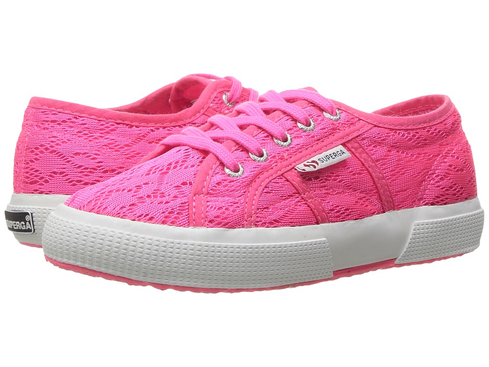 Superga Kids Superga Kids - 2750 Fabricmeshfluoj