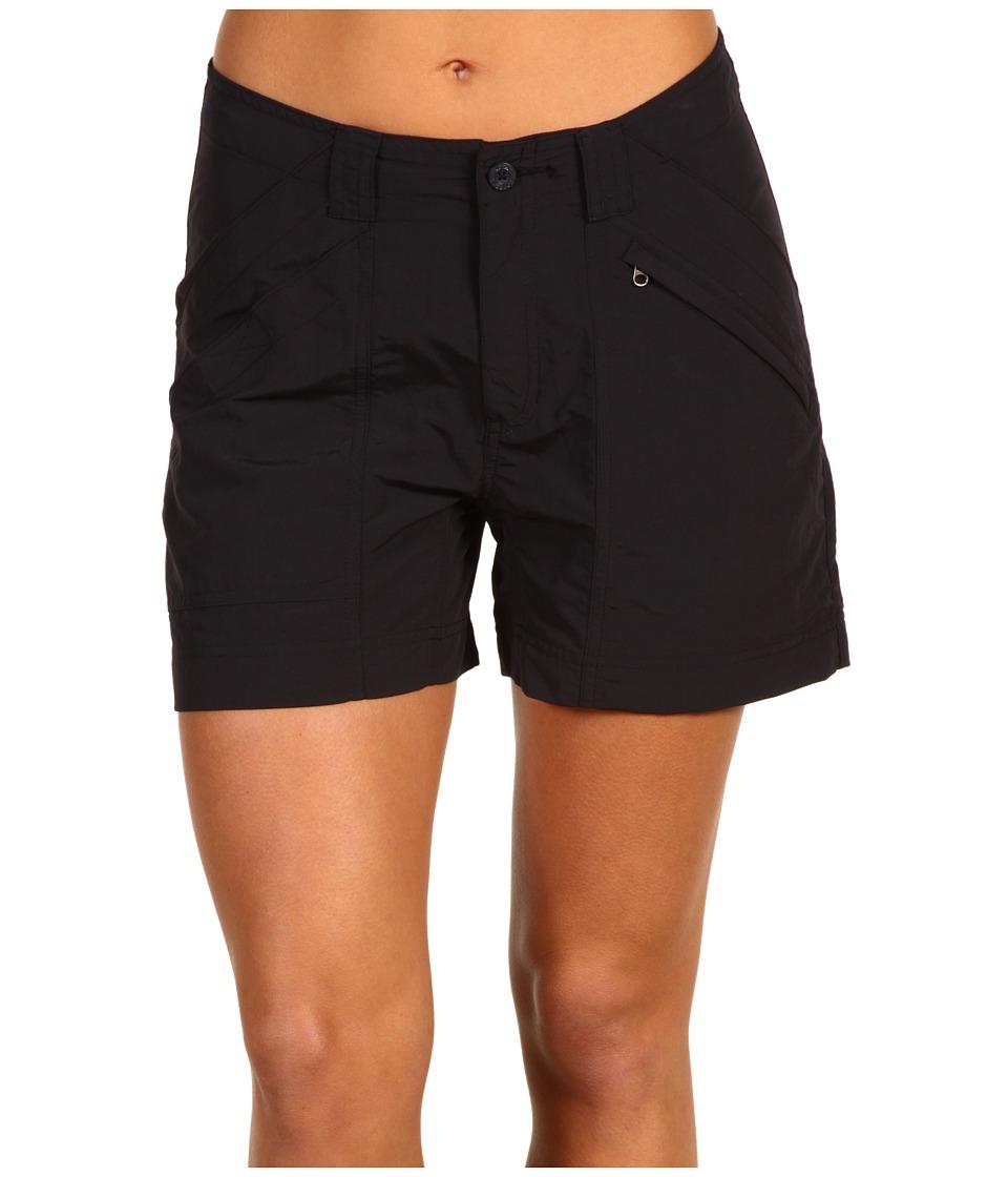 Royal Robbins Backcountry Short Jet Black Womens Shorts