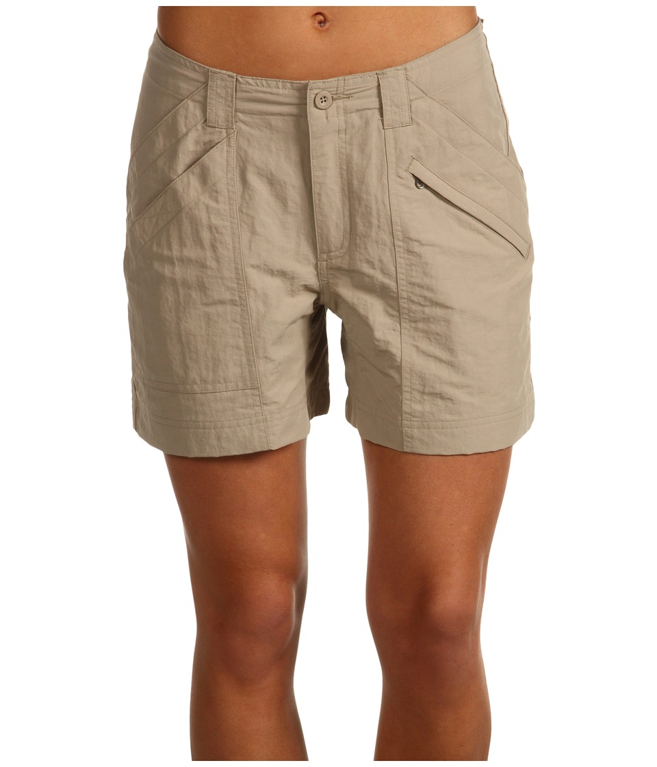 Royal Robbins Backcountry Short Khaki Womens Shorts
