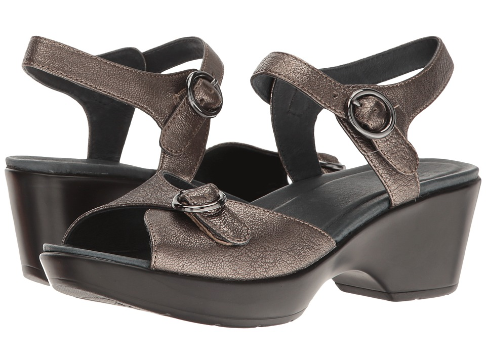 Dansko June (Pewter Nappa) Women