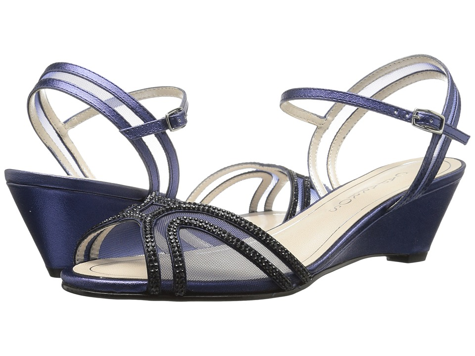 Caparros Hilton (Navy Metallic) Women