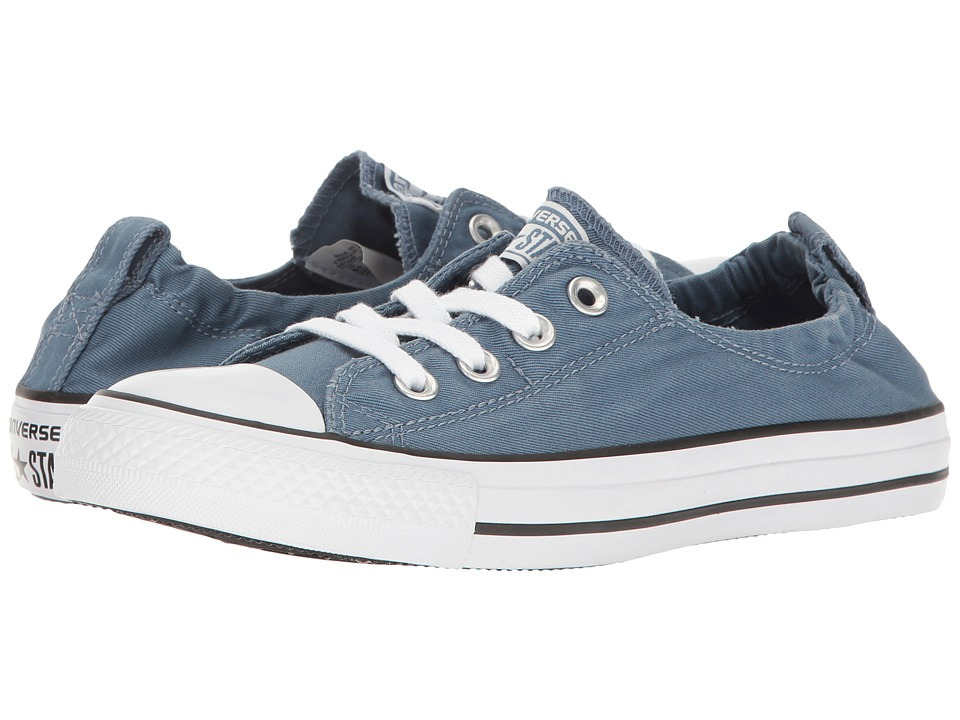 Converse Chuck Taylor All-Star Shoreline Slip Washed (Blu...