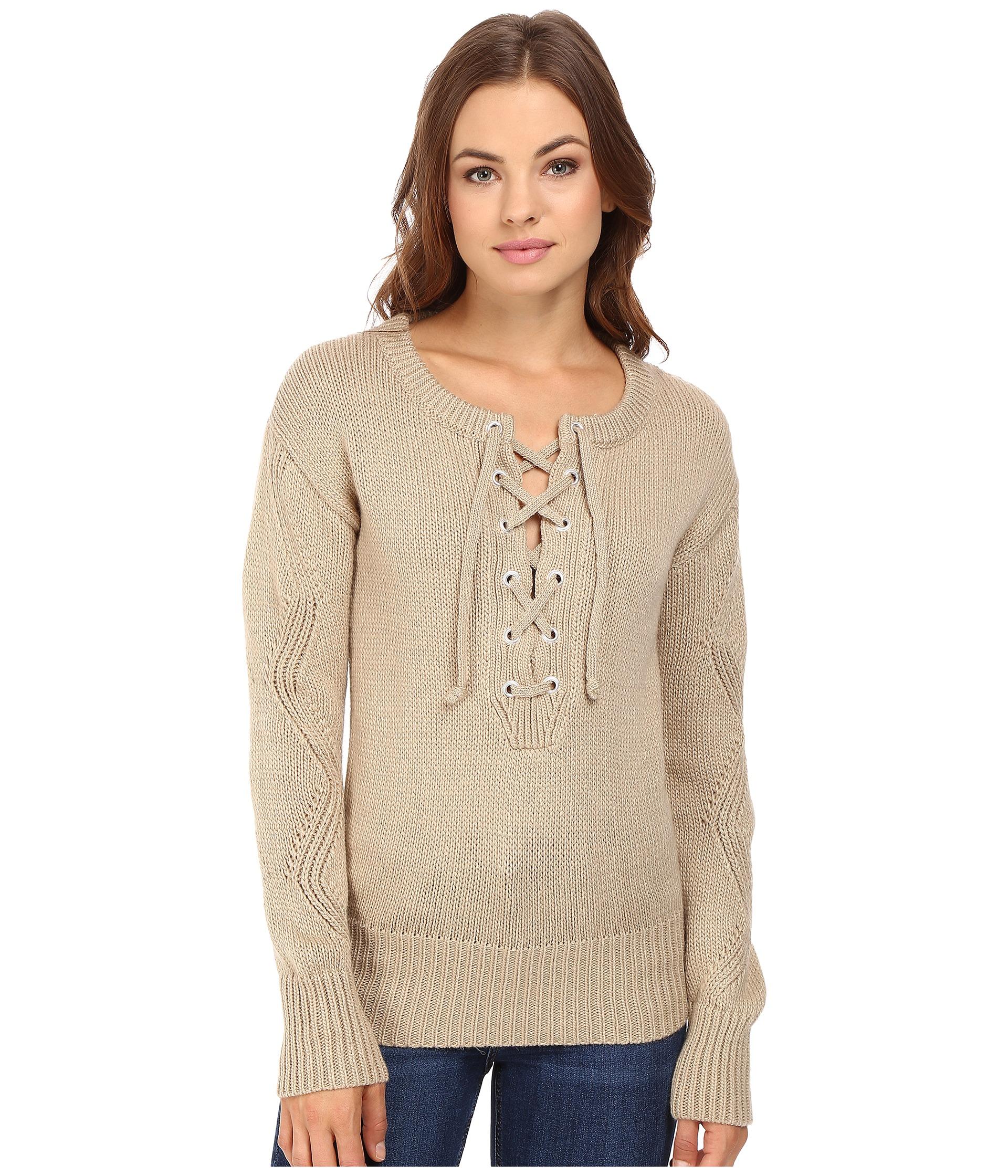 Capulet Brighton Henley Sweater - Zappos.com Free Shipping ...
