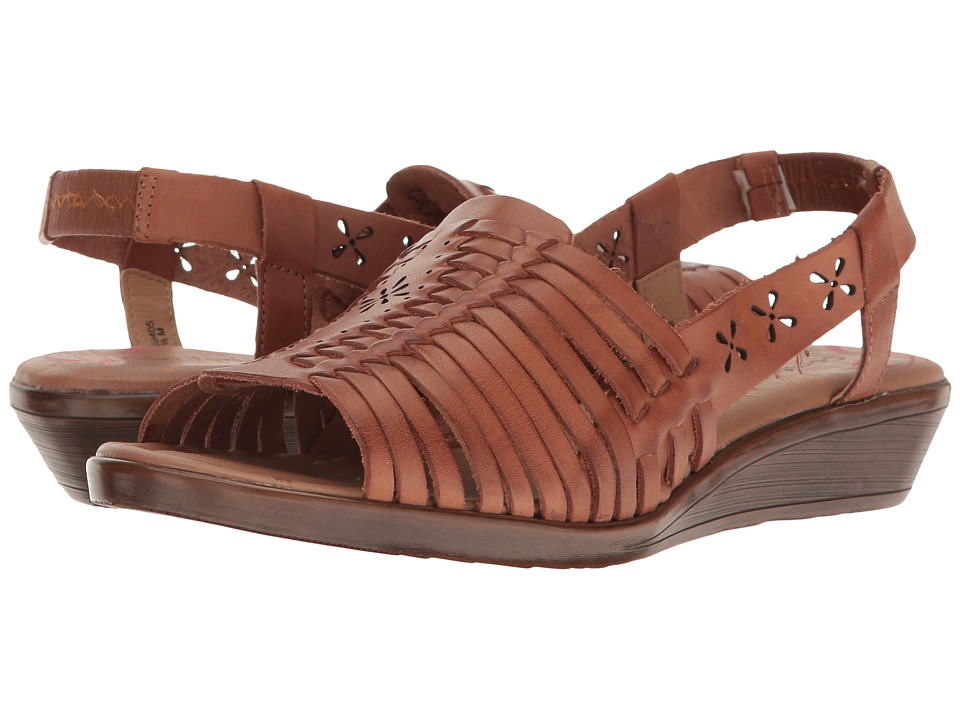 Comfortiva Formosa (Rust) Women's Shoes